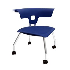 Ki Strive Chair Gas Cylinder Ruckus Four Leg 15 With Casters Rk2100h15nb Classroom By Stock 52428