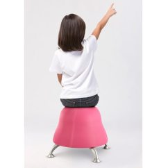 Ball Chair For Kids Bean Bag Chairs Big Joe Safco Products Runtz 4755 Children S Features