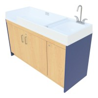 Tot-Mate Infant Changing Table W/ Sink - Tmu401a ...