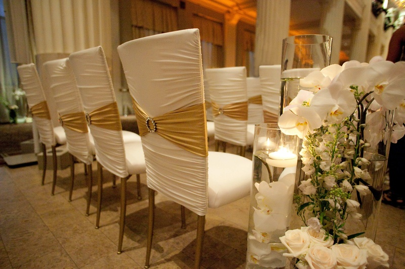 white and gold chair vintage wooden ceremony decor photos chairs inside weddings chameleon collection seating