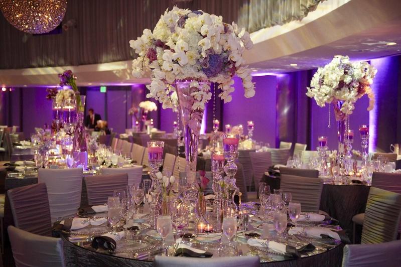 Reception Dcor Photos  Glam Wedding Reception  Inside