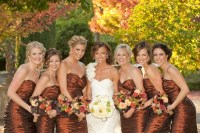 Alfresco Autumn Wedding in Napa, California - Inside Weddings