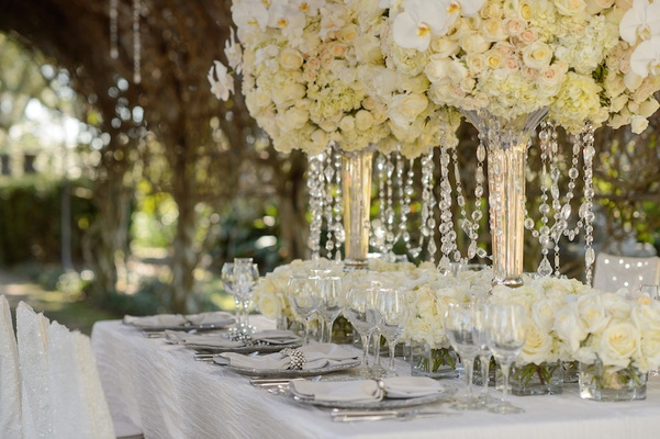 A Luxurious Southern Wedding Shoot At A Plantation In