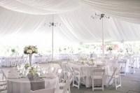 Alfresco Ceremony + Romantic Tented Reception in New ...