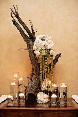 A Tuscan Themed Jewish Wedding In Florida With Natural