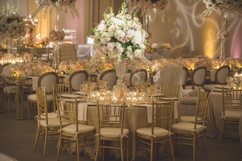 Champagne & Ivory Bouquet In