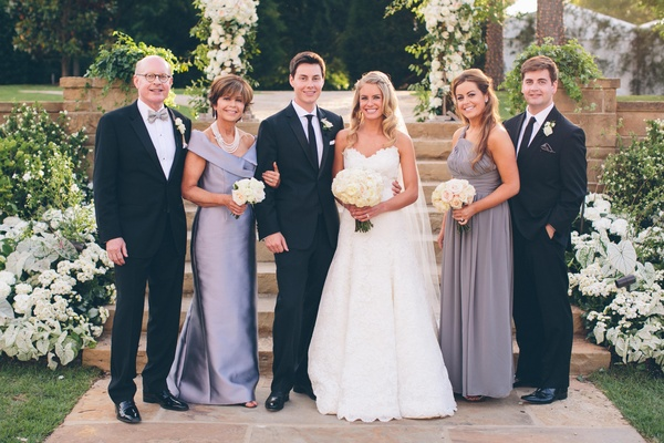 An Exquisite Backyard Wedding In Tennessee