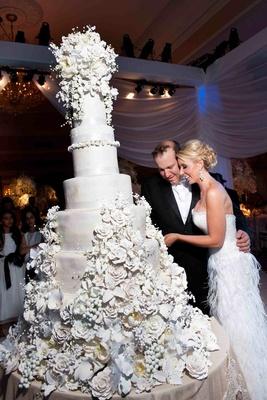 Romantic Fairy Tale Castle Wedding In New York Inside