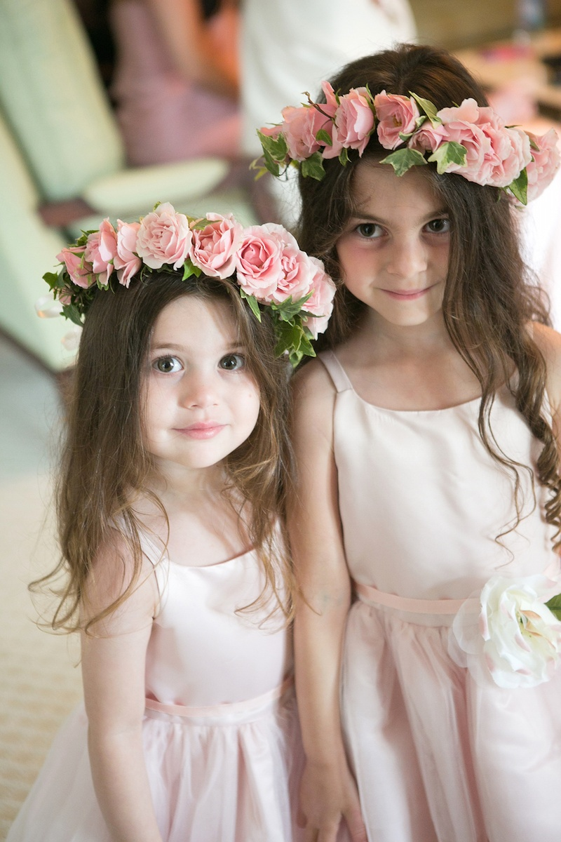 flower girls ring bearers