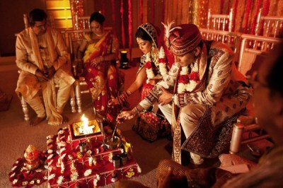 Beautiful + Cultural Indian Wedding in New York City ...