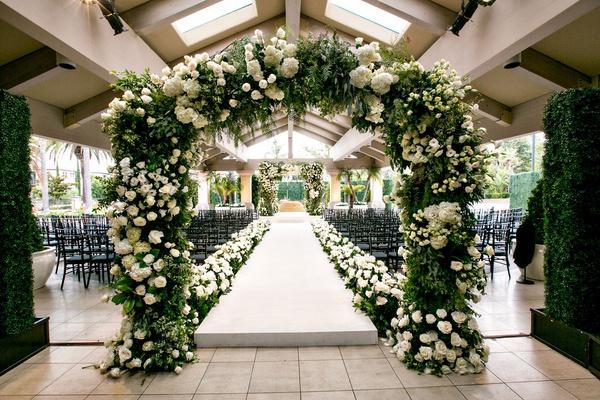 Classic & Elegant Country Club Wedding In Los Angeles