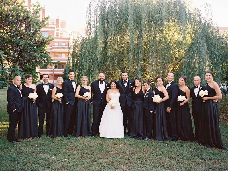 Guests  Family Photos  Bridesmaids  Groomsmen in All