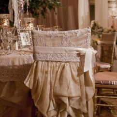 Custom Banquet Chair Covers Wheelchair Hire York Reception Decor Photos Inside Weddings Victorian Style Wedding Chairs