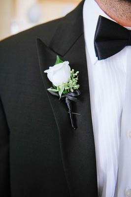 AllWhite Wedding at a Beach Club in Santa Monica