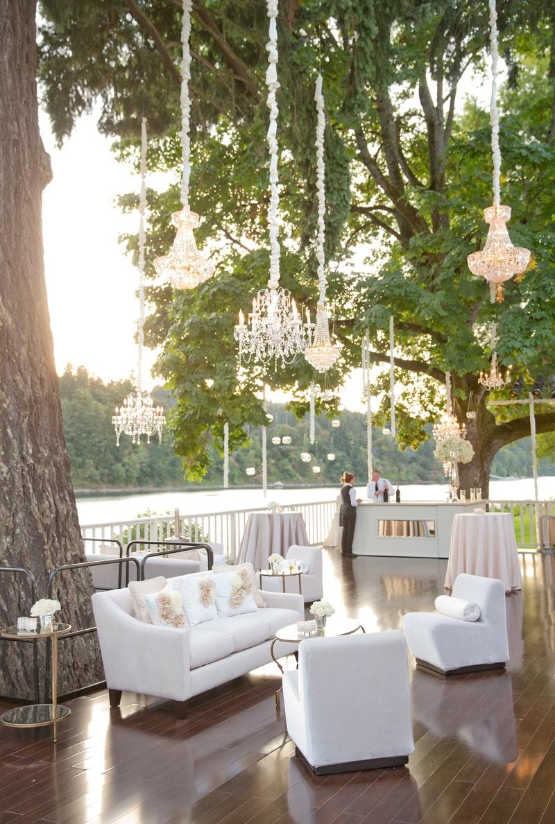 Reception Dcor Photos  Elegant Lounge Area  Inside Weddings