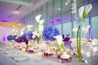 Reception Dcor Photos - Modern Glass Centerpieces ...