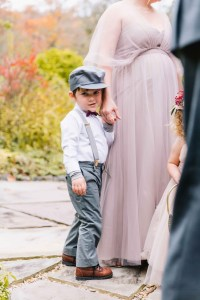 Flower Girls & Ring Bearers Photos - Little Boy in Grey ...