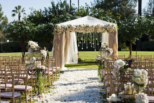 TwilightInspired Wedding at The Langham Huntington in