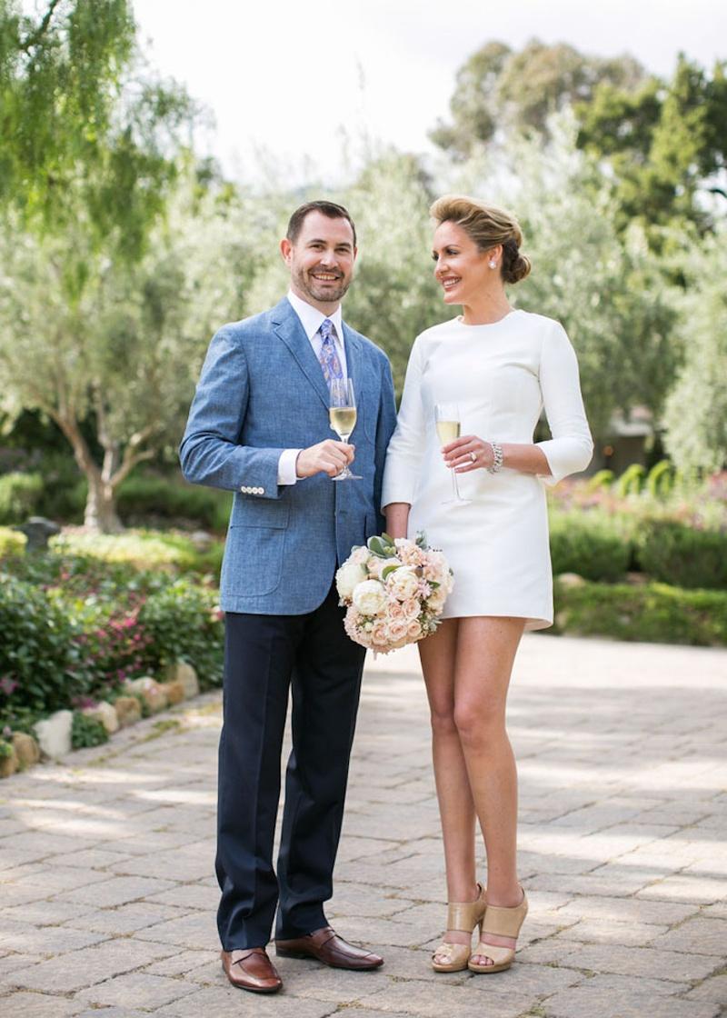 Casual Outdoor Wedding Attire