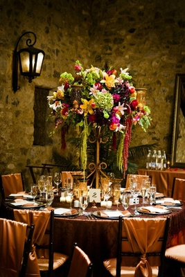 Fall Wedding with EuropeanInspired Charm in Scottsdale
