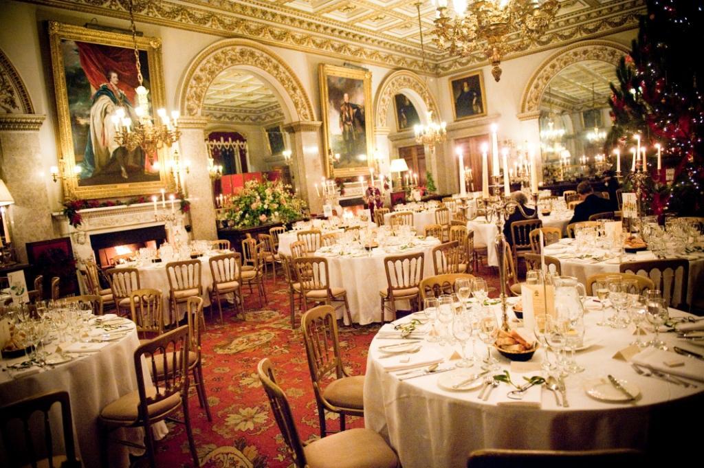 Castle Wedding Belvoir Castle in England  Inside Weddings