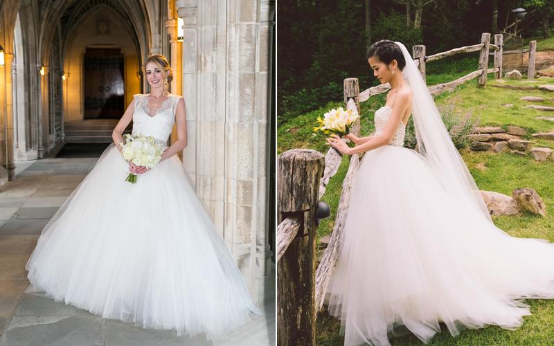 Big Tulle Skirt Wedding Dress_Wedding Dresses_dressesss