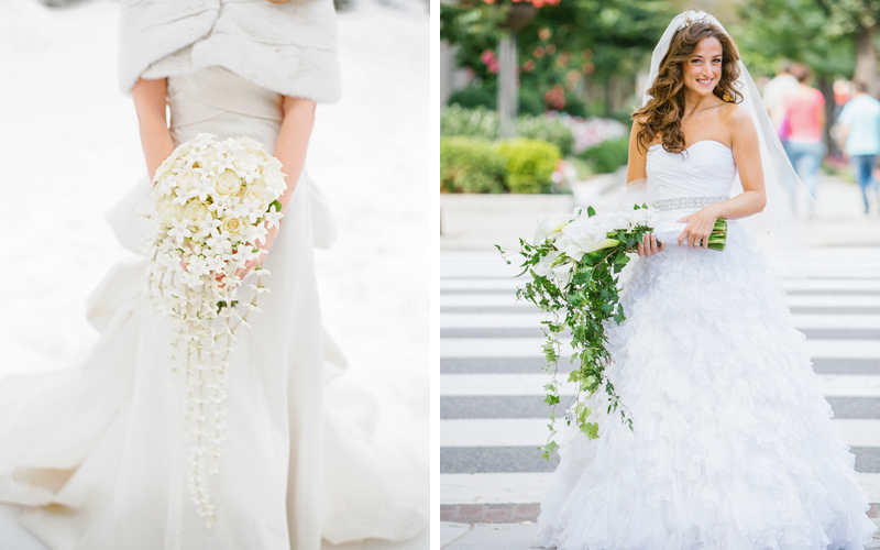 wedding bouquets 7 styles