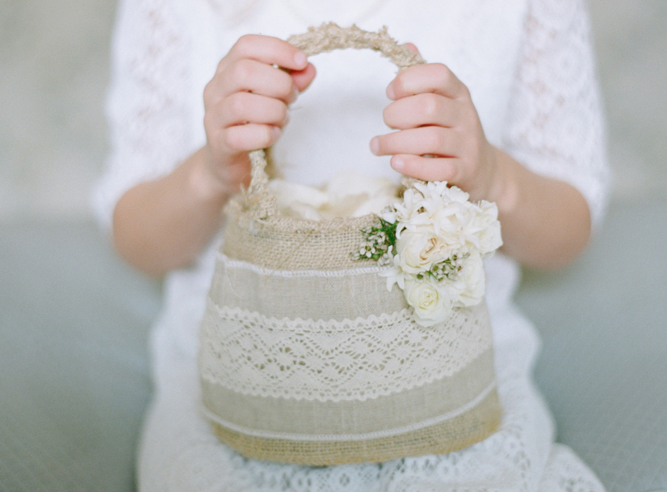 Flower Girl Baskets Your Little Ones Will Adore