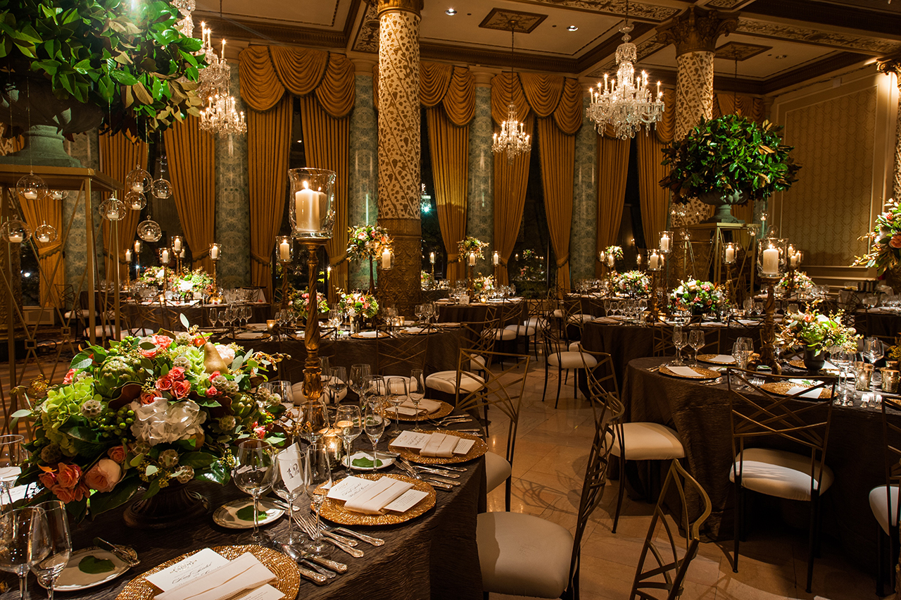 Fall Wedding Ideas: How To Design A Warm Reception