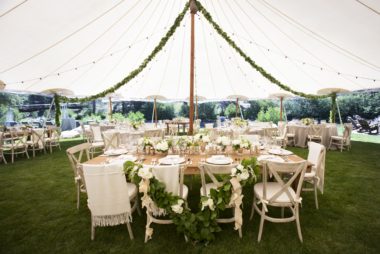 chairs wedding hall distressed dining design ideas for both bare and covered reception