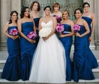 Bridesmaid Dresses For Winter Weddings - Inside Weddings