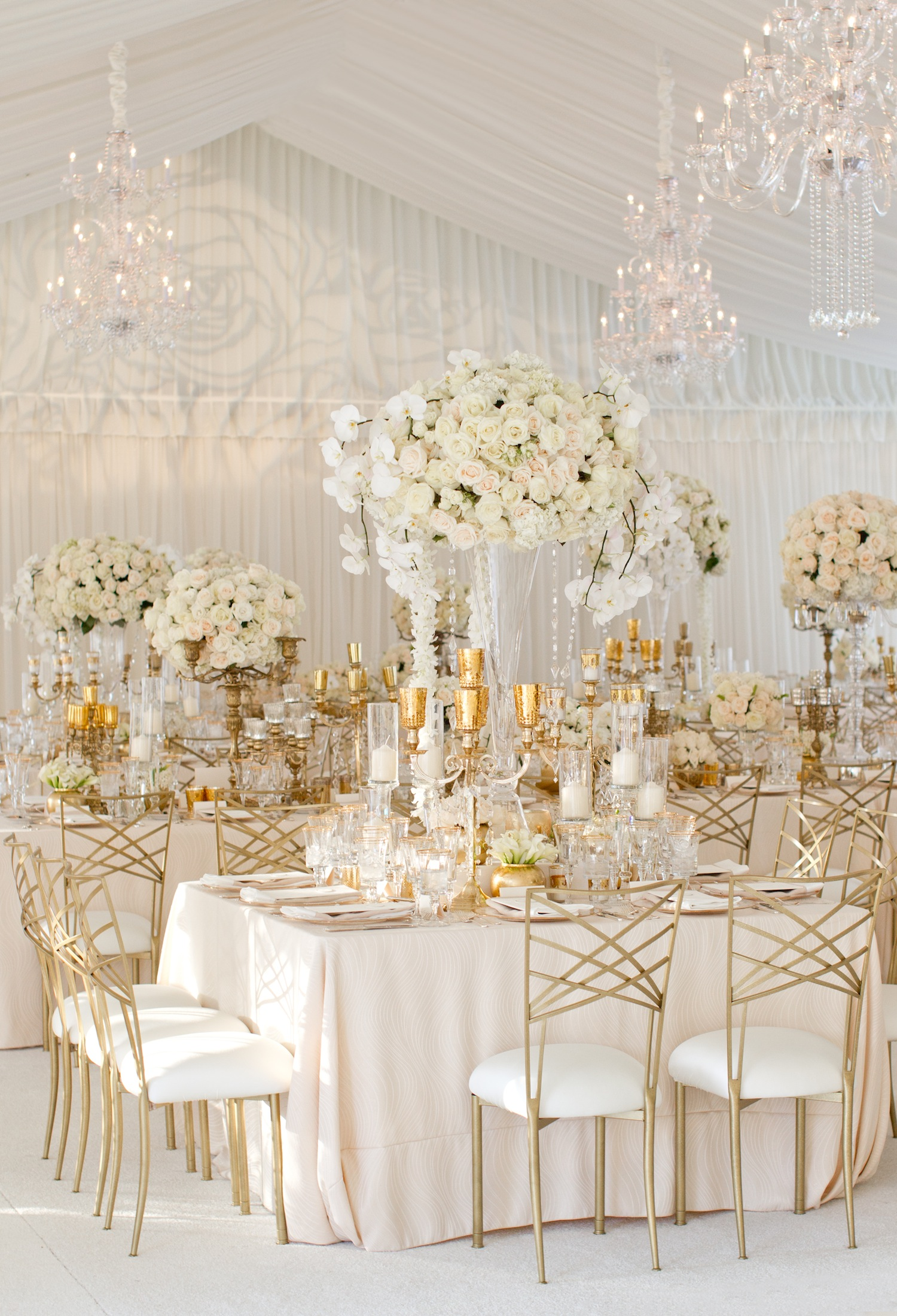 White And Gold Chair Wedding Ideas Pretty And Unique Reception Seating Inside