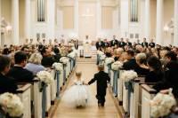 Wedding Ceremony Ideas: 13 Dcor Ideas for a Church ...