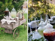 Wedding Trends: 7 Gorgeous Ideas for Drink Stations ...