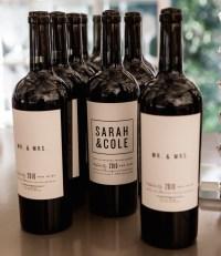 Wedding Ideas: Personalized Wine & Champagne Bottles ...