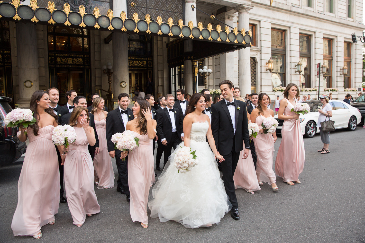 The Pros And Cons Of Having A Bridal Party For Your