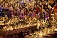 Wedding Reception Ideas: Ceiling Treatments - Inside Weddings
