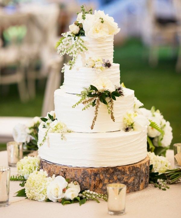 Wedding Cakes 20 Ways Decorate With Fresh Flowers - Weddings