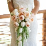 8 Awe Inspiring Bouquets Featuring Cascading Blossoms