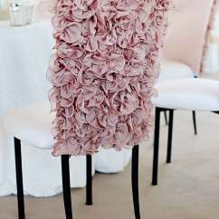 Ruffle Chair Sashes Hanging Egypt Wedding Ideas 8 Ways To Add Ruffles Décor Inside
