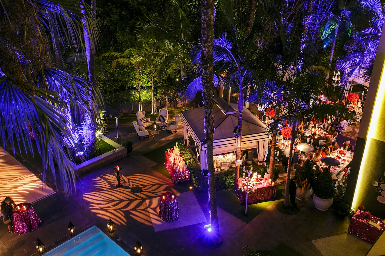 Wedding Ideas Tropical Dcor Concepts for Your Wedding  Inside Weddings