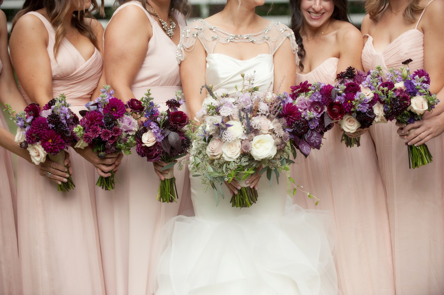 Wedding Bouquets: Bridesmaid Bouquet Ideas