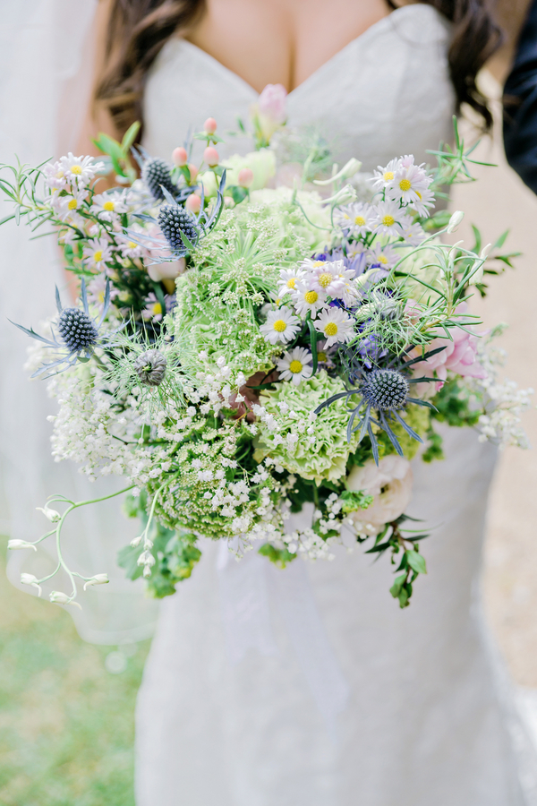 How To Incorporate Wildflowers Into Your Wedding Inside