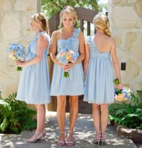 Short Bridesmaid Dresses: Ideas for Spring & Summer ...
