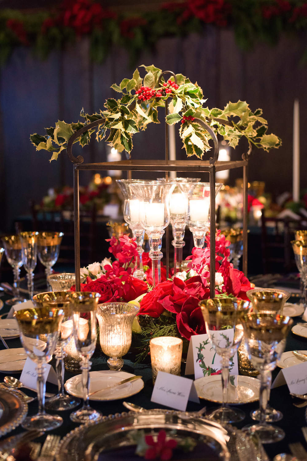 How to Include Holiday Touches in Your December Wedding  Inside Weddings
