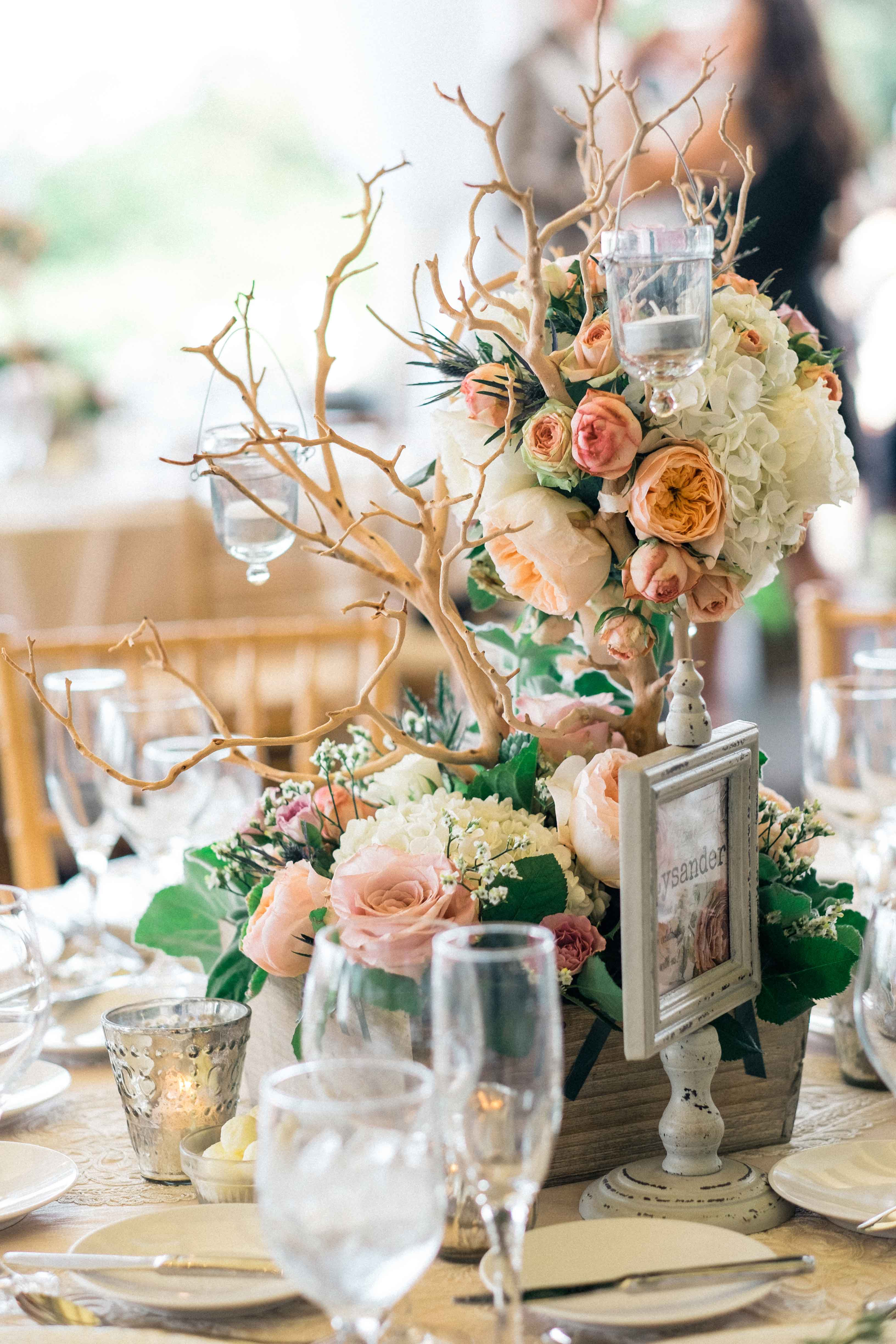 7 Planter Boxes to Use for Your Rustic Wedding Reception Centerpieces  Inside Weddings