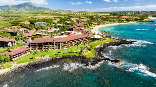 Sheraton Kauai Resort Poipu Beach