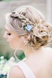 wedding hairstyles beautiful bridal