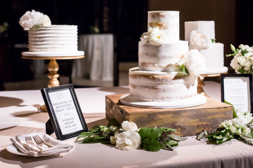 Tips for Serving Your Wedding Cake