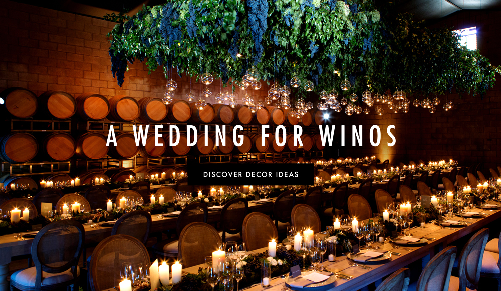 Wedding Wine How to Represent Your Love of Wine in the